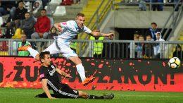 Zbog nepovoljnih vremenskih prilika odgođena je utakmica Slaven Belupo – Rijeka