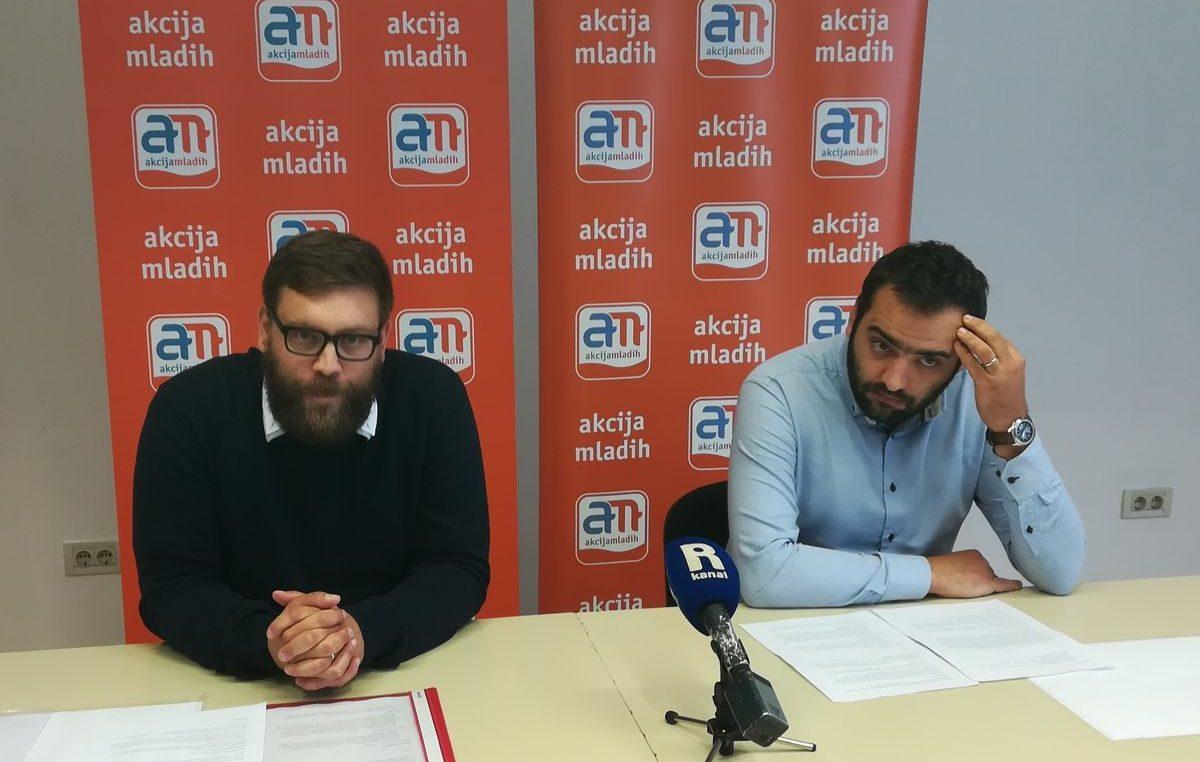 Akcija mladih traži opoziv Vojka Obersnela i nove izbore za izvršnu vlast i Gradsko vijeće