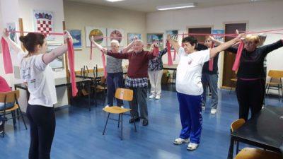 Krenula nova sezona vježbanja: Organizirane vježbe za osobe starije životne dobi od sada i u MO Mlaka
