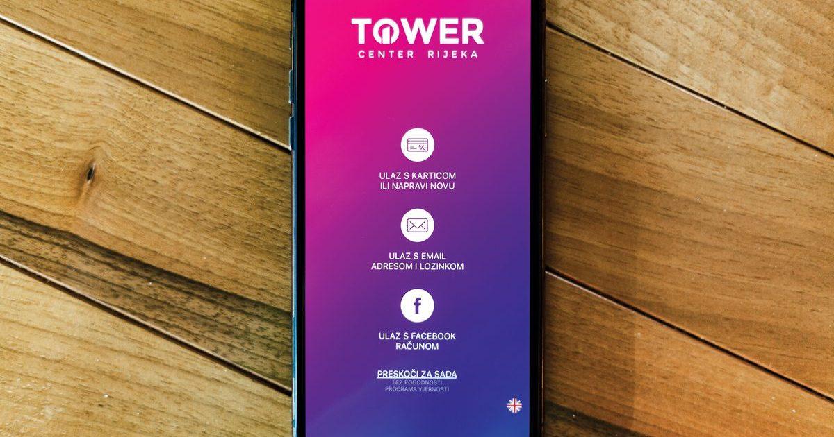 Velik interes kupaca za aplikacijom Tower Center Rijeka