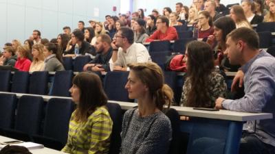 U OKU KAMERE Erasmus Welcome Day – Dobrodošlica za 126 stranih studenata Sveučilišta u Rijeci