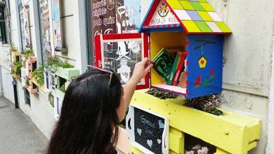 Knjiga za knjigu: Klub mladih Rijeka pokrenuo projekt besplatnih malih knjižnica