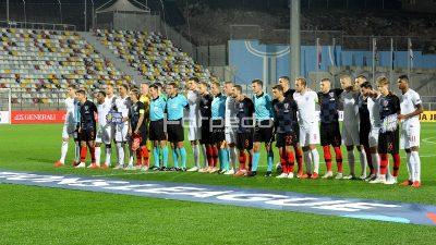 Hrvatska i Engleska odigrali neriješeno @ Rujevica