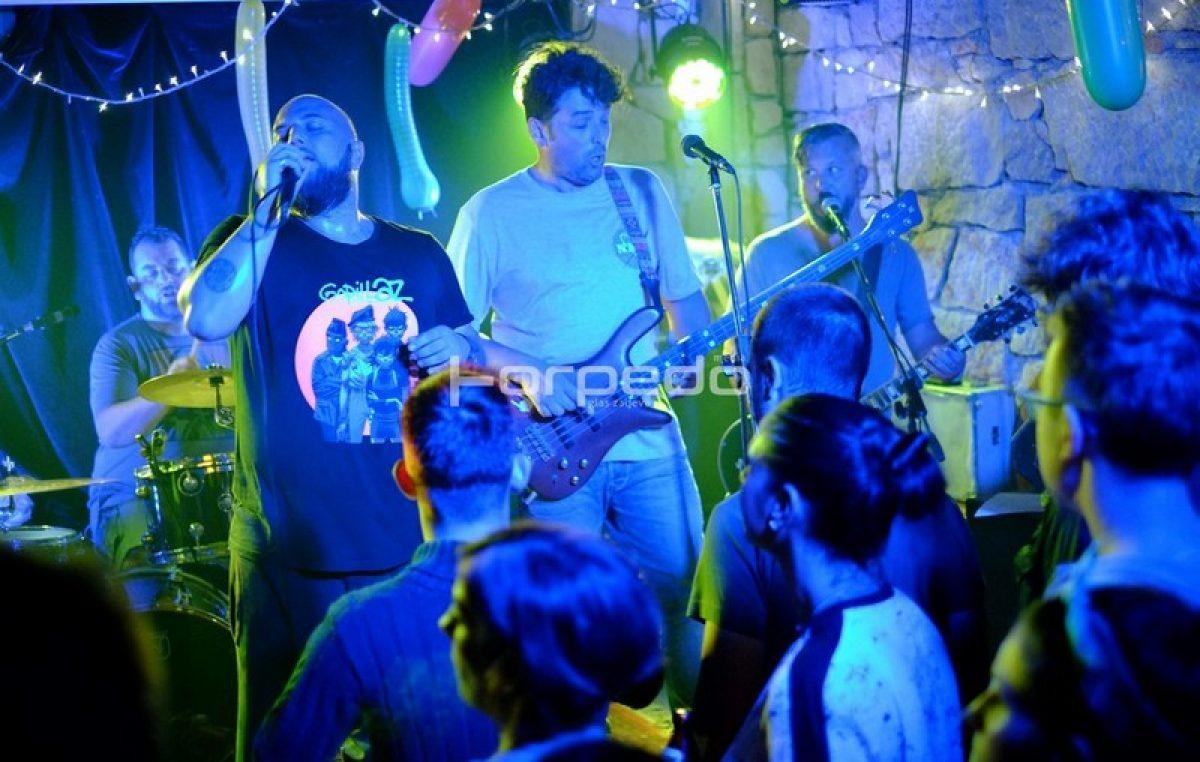 Riječke rock snage Mandrili i FANAA sviraju na Riječkoj zvečki