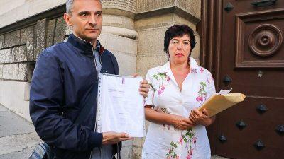 VIDEO Krizni eko stožer Marišćina podnio prijave protiv Josipa Dedića i Ekoplusa zbog ugrožavanja zdravlja ljudi