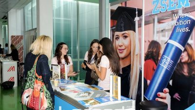 Sajam stipendija i visokog obrazovanja u 2018. godini