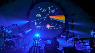 Koncert banda Brit Floyd u centru Zamet @ Rijeka