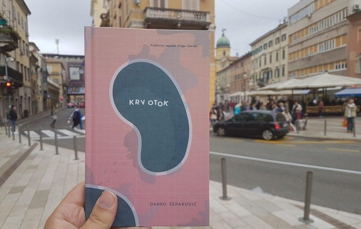 """Darko Šeparović svoj će nagrađeni roman """"Krvotok"""" predstaviti ove subote u trsatskom ogranku GKR"""