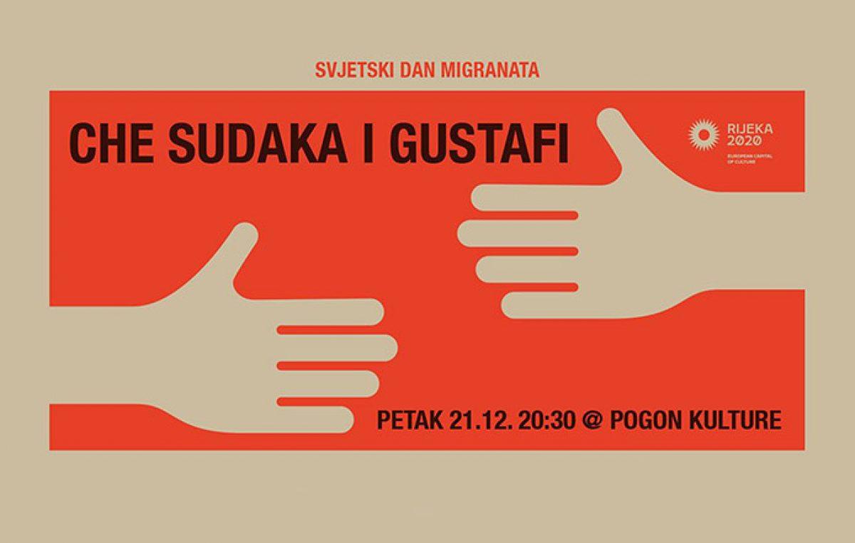 Gustafi i argentinski reggae-ska band Che Sudaka sviraju za Svjetski dan migranata