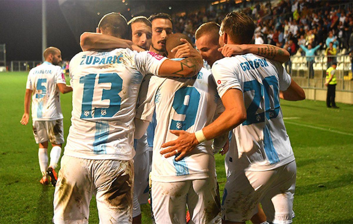 Kup Hrvatske: Rijeka u četvrtfinalu gostuje kod Lokomotive