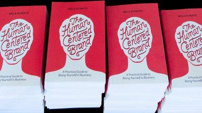 Predstavljanje knjige 'The Human Centered Brand' Nele Dunato