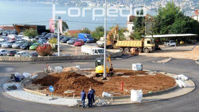 Sutra kreće novo asfaltiranje rotora Martinkovac koje će trajati do subote