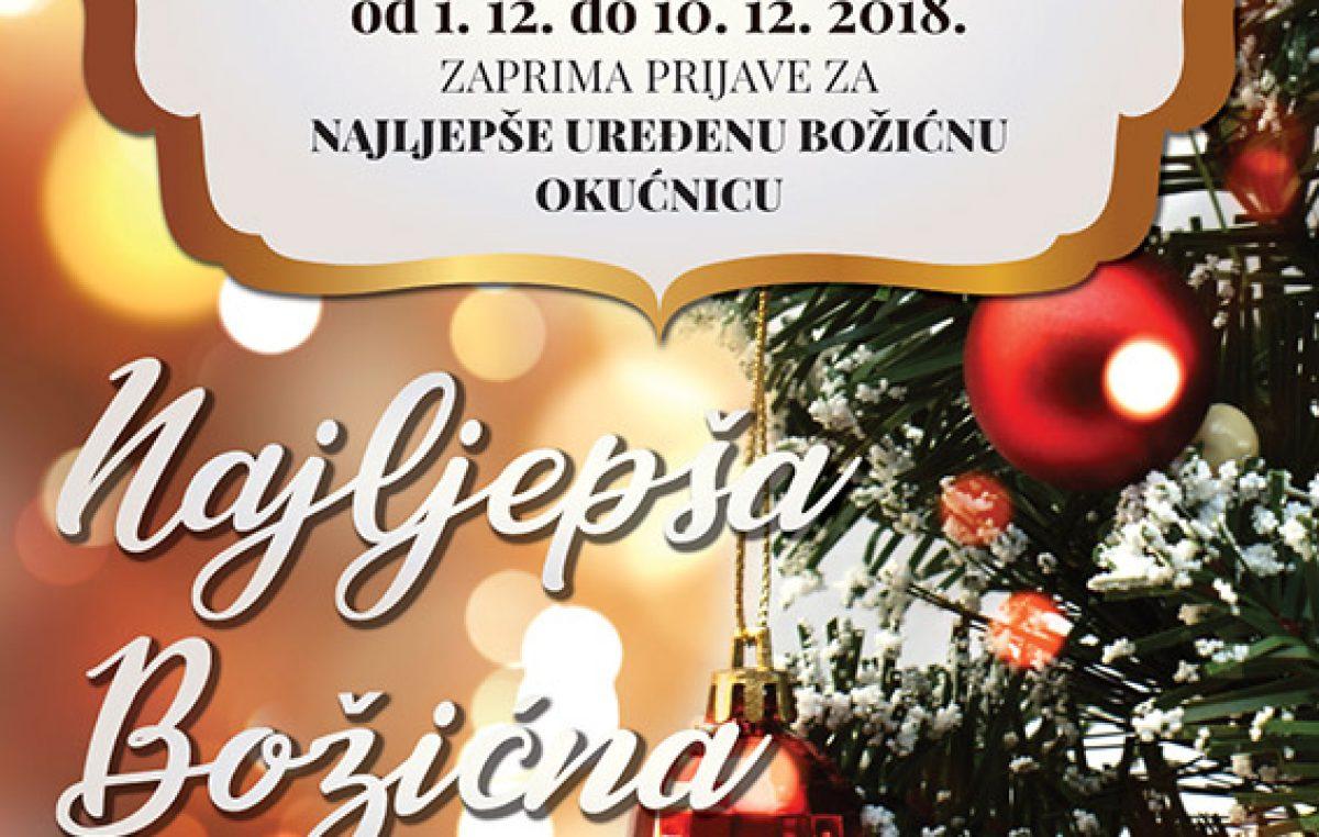 Najljepša božićna priča u Kostreni – Natječaj za izbor najljepše božićne okućnice otvoren je do 10. prosinca