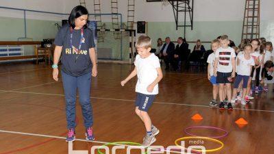 FOTO Predstavljanje projekta Ri Move – Glavni zadatak projekta je poticanje tjelesne aktivnosti kod osnovnoškolaca