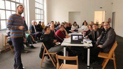 Radovi na infrastrukturnim objektima projekta Rijeka 2020-EPK odvijaju se po planu – Predstavnici Ministarstva kulture obišli objekte na kojima se izvode radovi