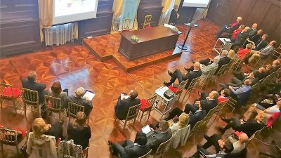 Senat Sveučilišta u Rijeci održao svoju 35. sjednicu – Počasni doktorat prof.dr.sc. Draženu Prelecu