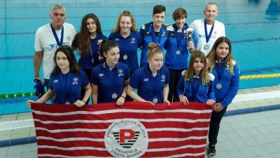 Odličan uspjeh riječkih vaterpolistica – Rožice viceprvakinje Hrvatske