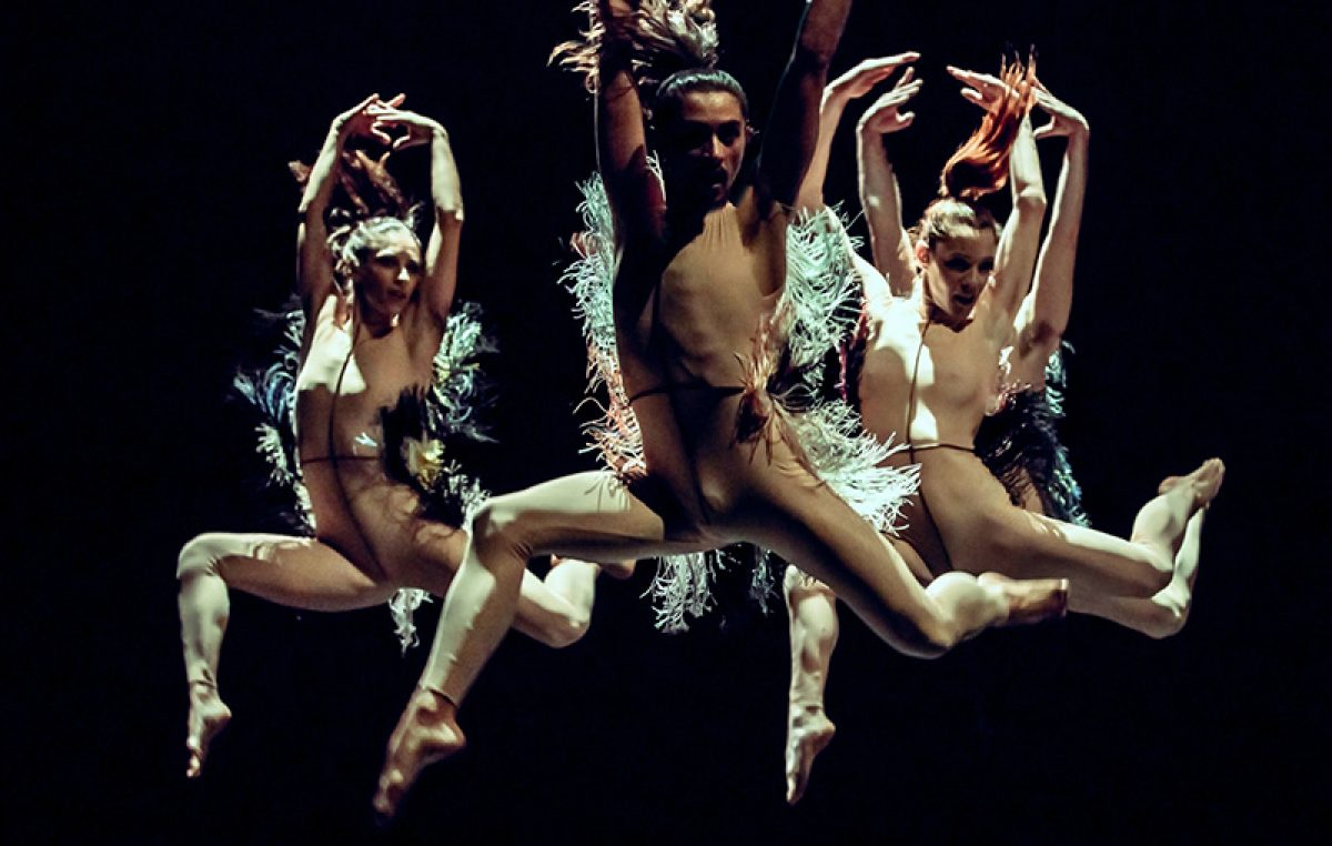 """Večeras nas uz """"4 Bolera"""" očekuje uzbudljiva i senzualna baletna večer u HNK Ivana pl. Zajca"""