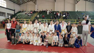 Riječanima 29 medalja na 4. Međužupanijskom judo turniru 'Ippon'