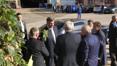 Premijer Plenković i ministar Horvat stigli u 3. maj: 'Postoji interes za brodogradnjom, četiri partnera su vrlo zainteresirana'