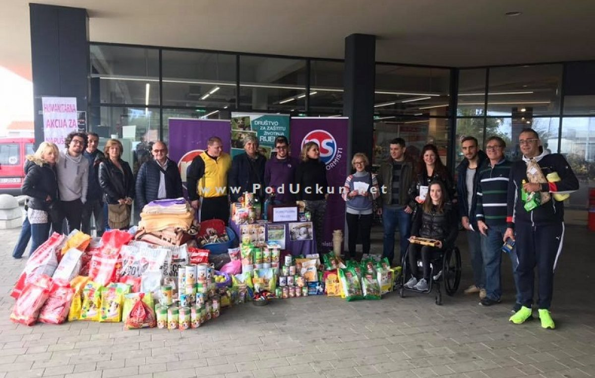 10. Akcija prikupljanja hrane za mačke i pse ove nedjelje u Kastvu