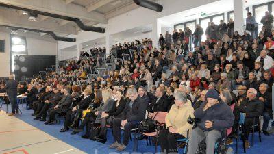 Svečano otvorena zgrada i dvorana PŠ Punat