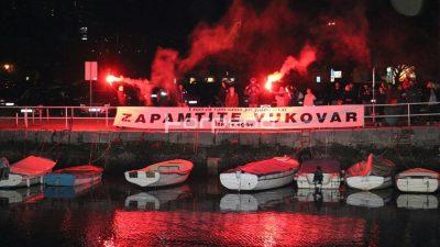 Vukovar u Rijeci – Mimohod, molitva i baklje u sjećanje na žrtvu Grada heroja