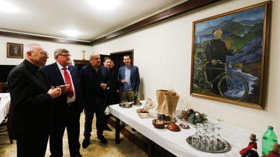 Delegacija Grada Rijeke posjetila sjedište Riječke nadbiskupije