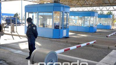 Na graničnom prijelazu Pasjak uhićen 46-godišnjak tražen zbog gospodarskog kriminala