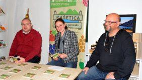 Predstavljen katalog Kašetica: Ponuda ahtohtonih proizvoda PGŽ okupljena na jednom mjestu