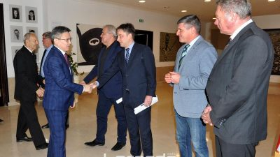 Veleposlanik Kazahstana Toležan Barlibajev u Rijeci: Hrvatska i Kazahstan ključni vanjskopolitički partneri