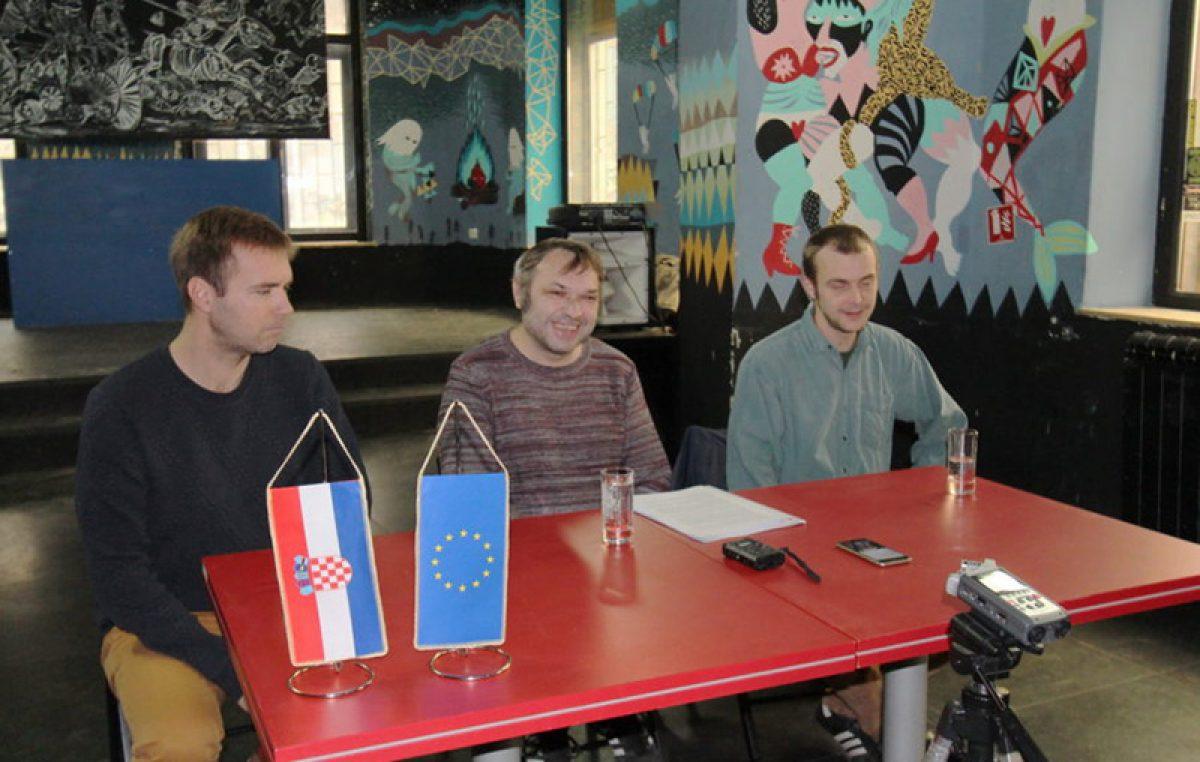 """Projekt """"Žiroskop"""" – Europska sredstva za implementaciju modela javno-civilnog partnerstva u upravljanju prostorima kulture"""