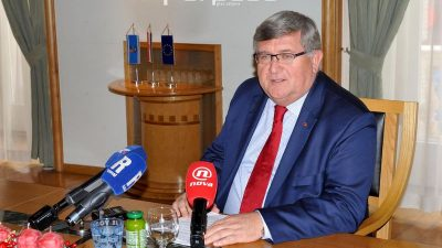 Gradonačelnik Rijeke na međunarodnom summitu povodom 30 godina pada Berlinskog zida
