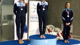 PH u sinkroniziranom plivanju – Plivačice Primorje Aqua Marisa osvojila ukupno 5 medalja od čega 2 zlatne