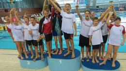 Plivački miting za mlađe kadete i početnike – Primorje najtrofejniji klub na 3. Kantrida kupu