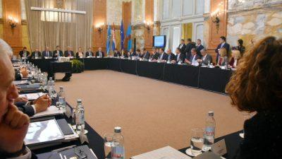 Rijeka ugostila sastanak Vlade i župana – Obersnel pohvalio suradnju s premijerom i ministarstvima