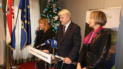 Press kolegij PGŽ – Sastanak Vlade i hrvatskih župana održat će se sutra u Guvernerovoj palači