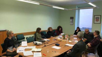 Projekt REFREsh – Održan 3. sastanak LSG