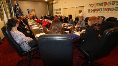 Sastanak predstavnika županije s ravnateljima županijskih zdravstvenih ustanova