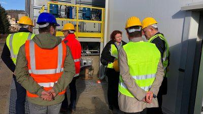 U Delnicama se gradi jedna od najmodernijih tvornica peleta u Europi – Početak rada tvornice vrijedne 85 milijuna kuna predviđen je za siječanj 2019. godine