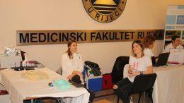 """U sklopu projekta """"Kapi života"""" krv je i ove godine darovao gradonačelnik Rijeke Vojko Obersnel"""