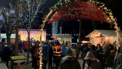 """U OKU KAMERE Svečano otvoren """"Advent s najljepšim pogledom"""" @ Kastav"""
