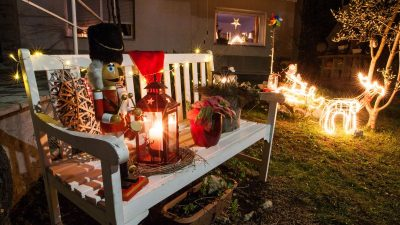 Kostrena doživjela Najljepšu božićnu priču – Pogledajte prekrasno ukrašene okućnice koje su zaslužile nagrade