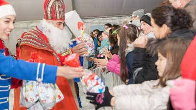 Mikula 'na ledu' – Djeci omiljeni Sveti Nikola stiže sutra na klizalište Morska pahuljica