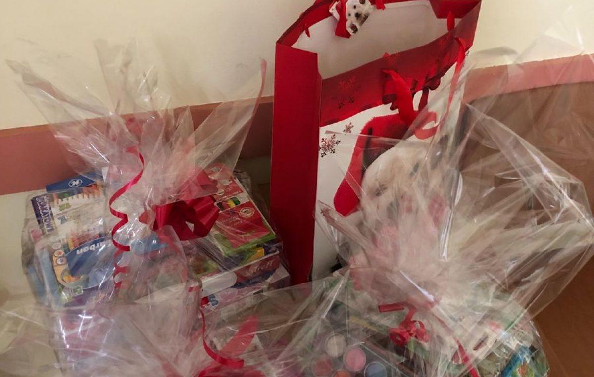 Liburnijske, Opatijske i Žminjske mažoretkinje pripremile donacije za potrebite sugrađane i Dječju bolnicu Kantrida