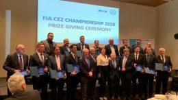 FOTO Slovenija domaćin FIA i CEZ skupova – hrvatski vozači u elitnom CEZ društvu