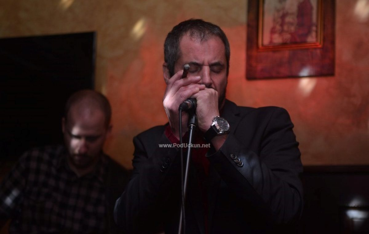 Riccardo Staraj sa svojim Midnight Blues Bandom ispunio River pub 'blues energijom'