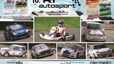 Deset godina uspješnog rada – Autoklub RI autosport uplovio u godinu jubileja