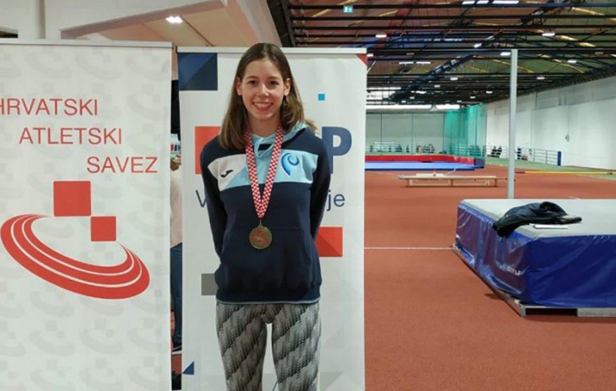 Atletičari Kvarnera na juniorskom PH osvojili tri srebra i dvije bronce