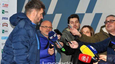 VIDEO Igor Bišćan o drugom dijelu sezone: S vremenom ćemo biti još bolji